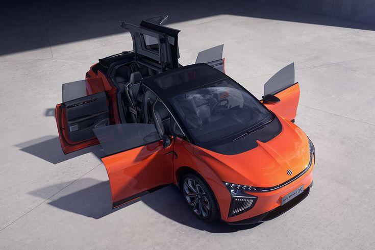 Human Horizon Hiphi X Cette Voiture Electrique Promet Six Places Et 610 Km D Autonomie In 2020 Tesla Model X Tesla Tesla Model