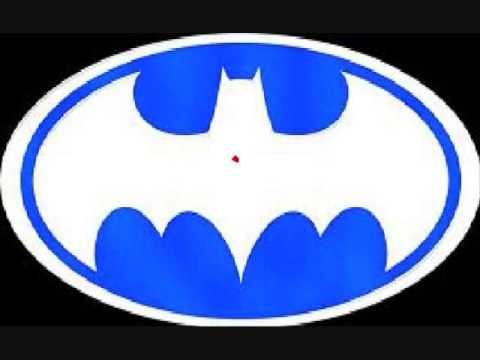 stare at the dot optical illusion (batman)