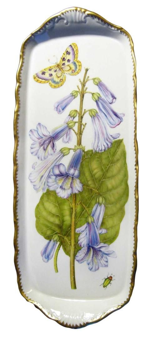 Bouquet of Flowers Tray  Bouquet of Flowers  by Anna Weatherley