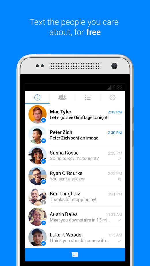 messenger-android