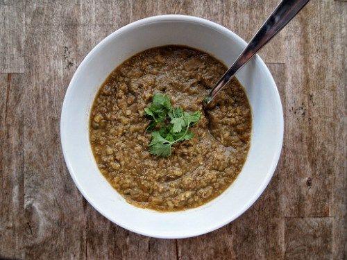 Sopa de Lentilhas #sopas #sopa #soups #lentils  #healthysoups