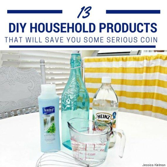 Easy Diy Projects With Household Items: Best 25+ Household Products Ideas On Pinterest