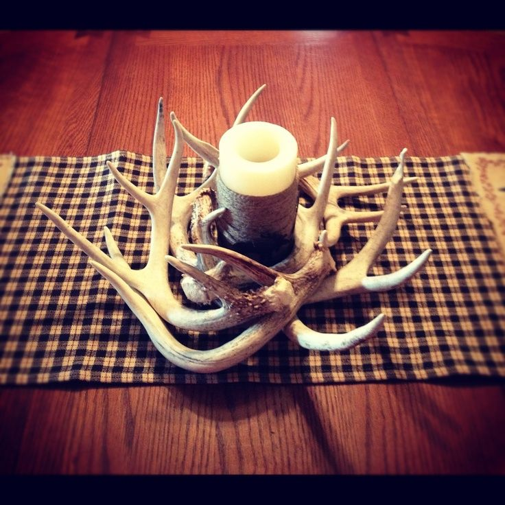 Antler Decoration Ideas | Crafts