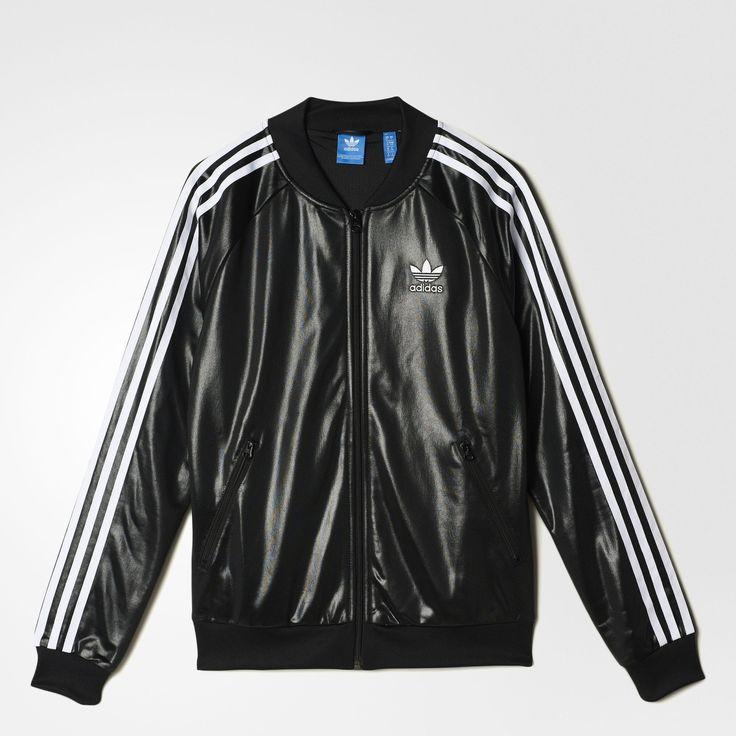 Adidas jacke schwarz frauen