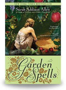 Sarah Addison Allen: Worth Reading, Magic, Gardens Spells, Addison Allen, Sarah Addison, Books Worth, Gardens Spelling, Favorite Books, Great Books