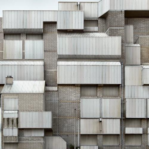 Filip Dujardin / architecture