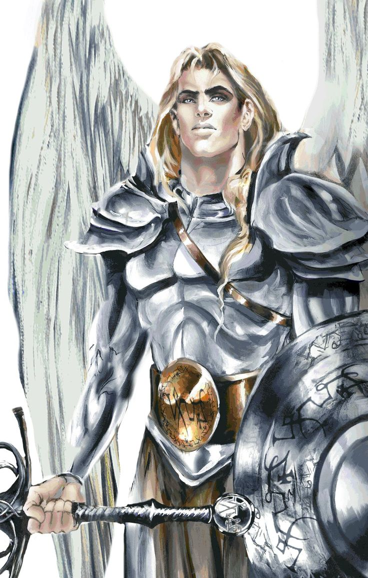 Image detail for -Angels and the Fallen at Ruth Thompson's Tarnished Images Inc.