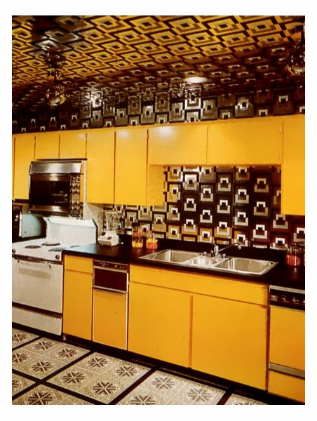 1970s Kitchen.
