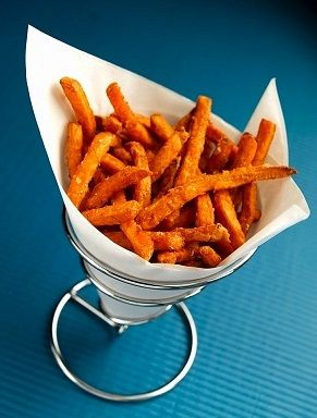 My Slimming World Sweet Potato Fries Recipe With Spicy Dip