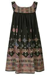 $120 **Aztec Print Sundress by Kate Moss for Topshop