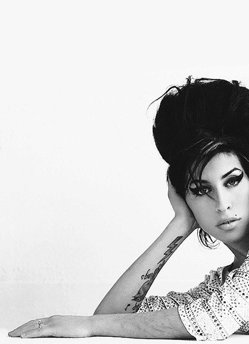 Amy Winehouse = great talent, shame, poor girl