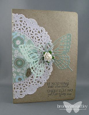addINKtive designs: Doily Cards (March 12, 2012)
