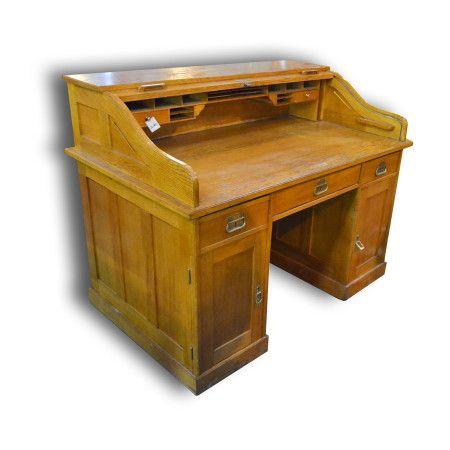 Americký psací stůl