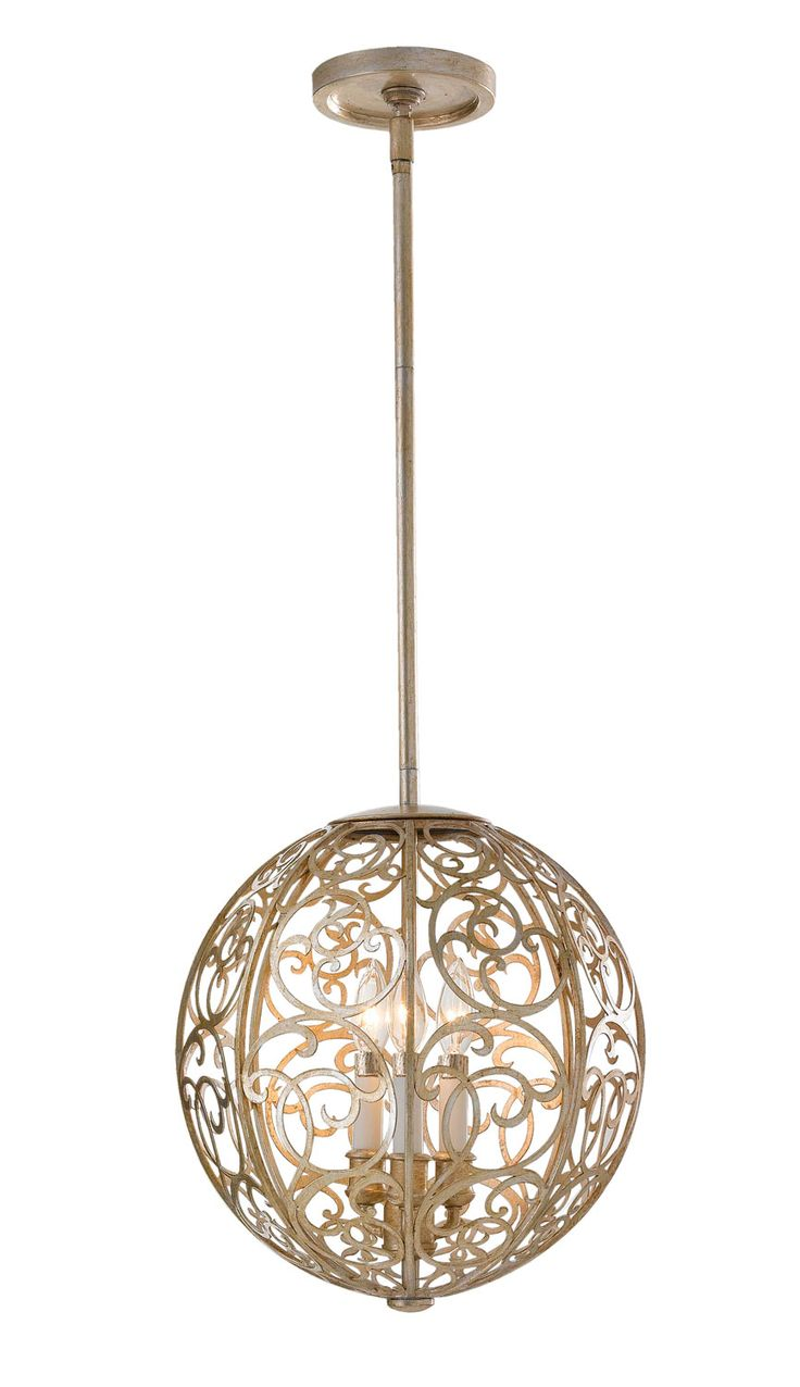 The Arabesque Round Pendant by Feiss Lighting, partnered with Elstead  Lighting, is available from Luxury Lighting. The Feiss Arabesque ceiling  light is in a ...