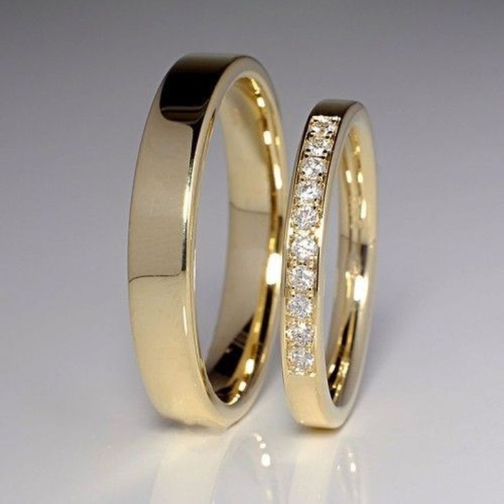 45 Unique Wedding Rings Designs Ideas Youll Actually Want To Wear
