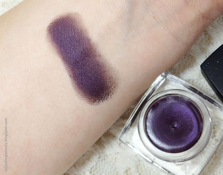 Review of Elf Cream Eyeliner - Plum Purple