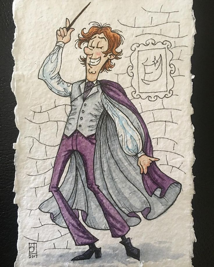 """77 Likes, 1 Comments - Beau Jackson (@the__narwhal__prince) on Instagram: """"""""Gilderoy Lockhart, Order of Merlin, Third Class, Honorary Member of the Dark Force Defense League,…"""""""