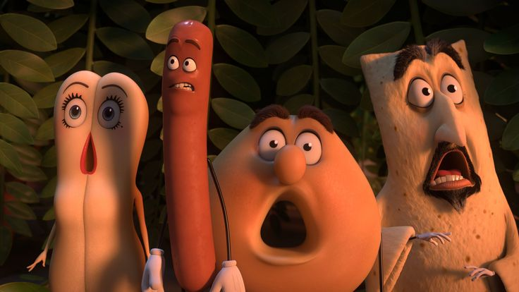 If You Can Stomach It, Sausage Party Is Delicious Fun