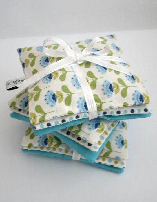 Blue Flower Lavender Bags - £10 www.facebook.com/mellasmakings