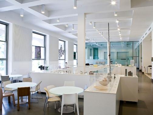 Milan - Triennale Design Cafè & Restaurant