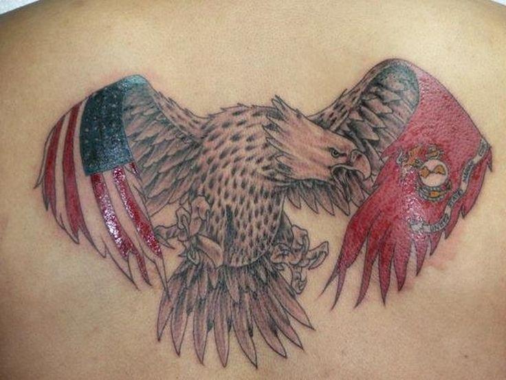 Image result for full back tattoo texas flag