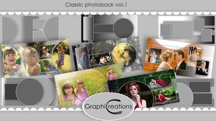 Classic photobook vol.1 by Graphic Creations