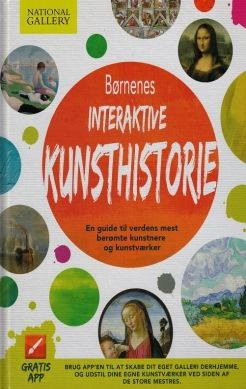 Køb 'Børnenes Interaktive Kunsthistorie' bog nu. En inspirerende introduktion til kunst, kunstnere og vigtige kunstretninger gennem historien. I samarbejde med
