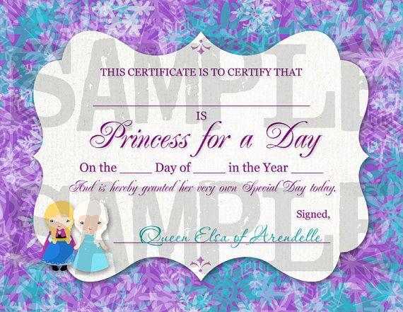 Frozen birthday, Frozen and Princesses on Pinterest