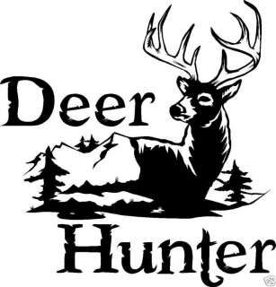 Hunting Car Decals Google Search Fishing Hunting