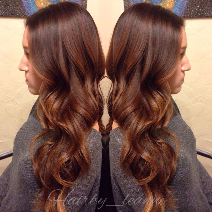 Best 25 brown sombre hair ideas on pinterest for Salon sombre