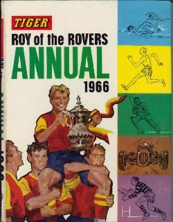 The Roy of the Rovers Annual Collection 1966