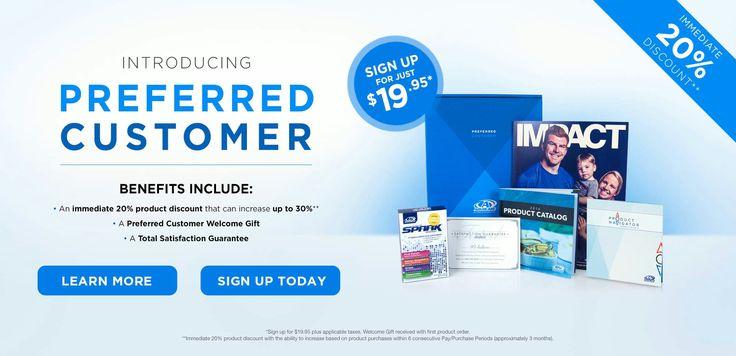 Advocare Preferred Customer!  Your health!  WWW.ADVOCARE.COM/16086470
