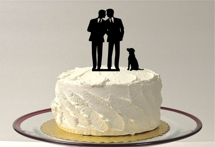 gay wedding cake topper 1000 ideas about wedding cakes on 4456