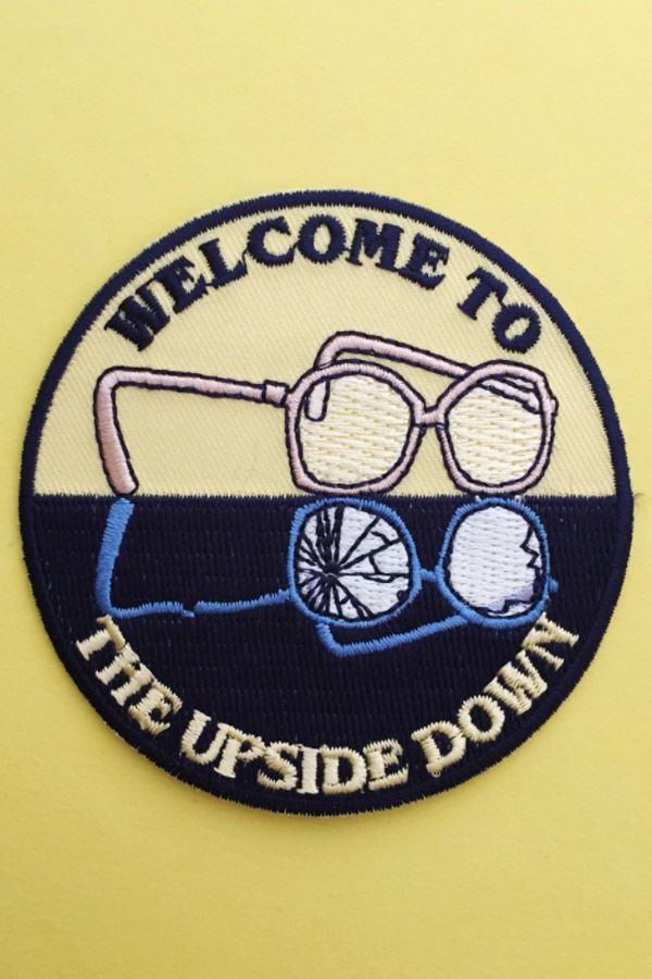 Anyone else absolutely love Stranger Things? Just about everyone, then. Hand Over Your Fairy Cakes design a number of fan culture inspired patches, such as Star Wars and Firefly, along with other playful designs | Wish List // 8 Wonderful Independent Makers Who Create Funky Embroidered Patches by @arosecast
