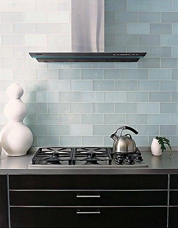 kitchen backsplash tile ideas subway glass adore the mint green frosted glass 3x6 kitchen 9067