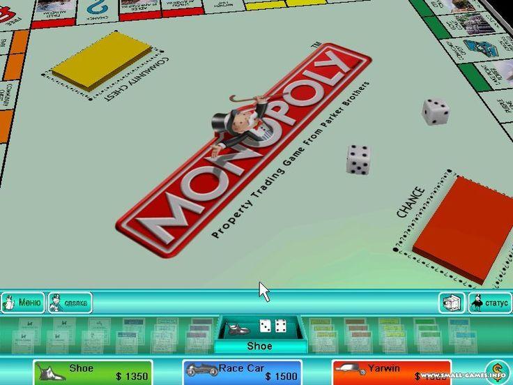 Игра монополия миллионер скачать бесплатно на компьютер