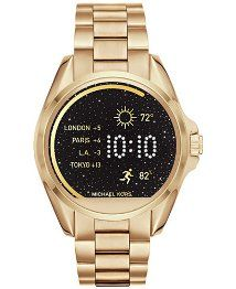 Michael Kors Gold-Tone Bradshaw Smartwatch (001-019-04170)