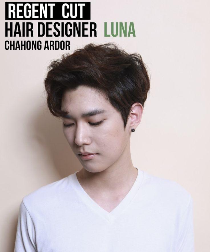 Regent cut #men #man #hair #beauty #cut #chahongardor