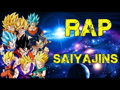 RAP DE LOS SAIYAJINS (2017) | DRAGON BALL | Doblecero - YouTube
