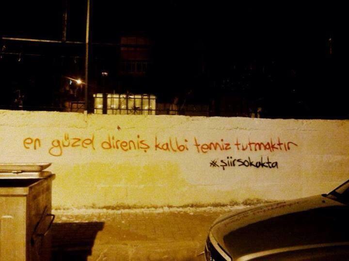 #siirsokakta #sokakhareketi