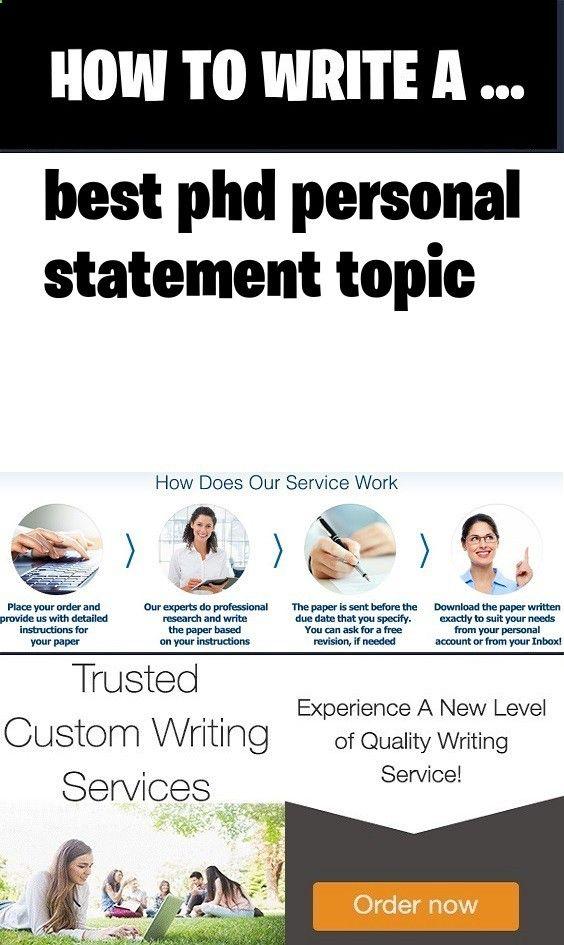 personal statement editor free