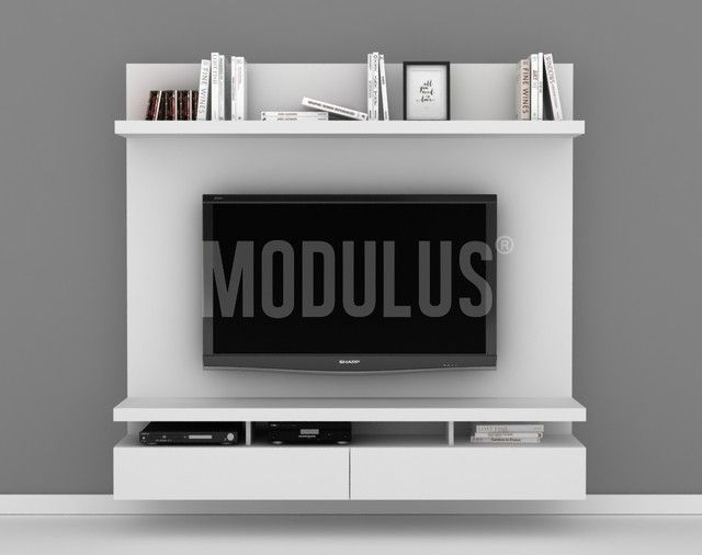 Best 25 tv rack ideas on pinterest glass tv unit - Muebles modernos para tv ...