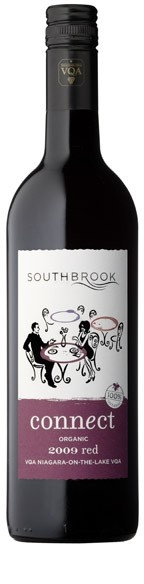 Southbrook Connect Red 2009 - fully organic wine