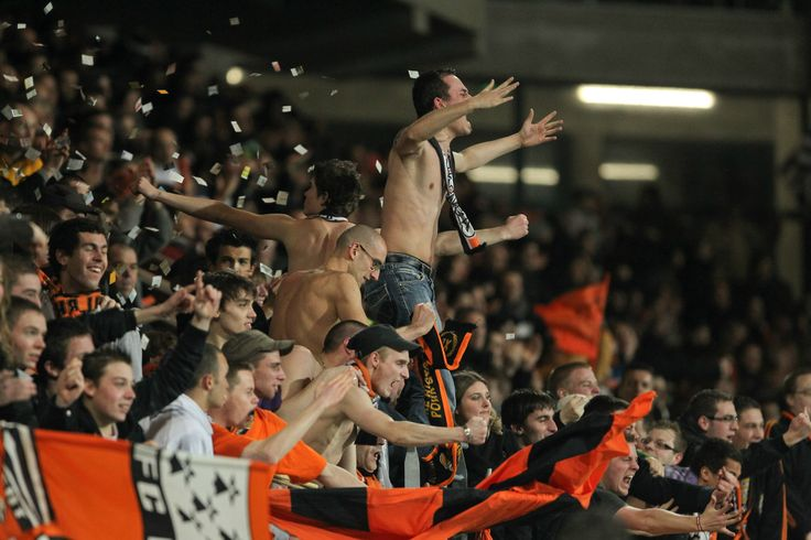 @Lorient supporters #9ine