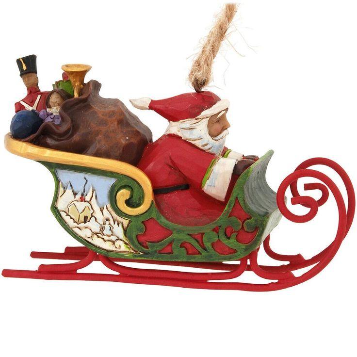 462 best santa ornaments images on pinterest santa John lewis christmas ornaments