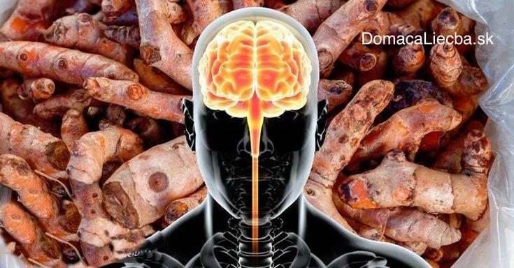 Nemeckí vedci učinili prevratný objav týkajúci sa účinkov kurkumy a kurkumínu na nervové bunky v mozgu. Pozrite sa, čo dôležité zistili.