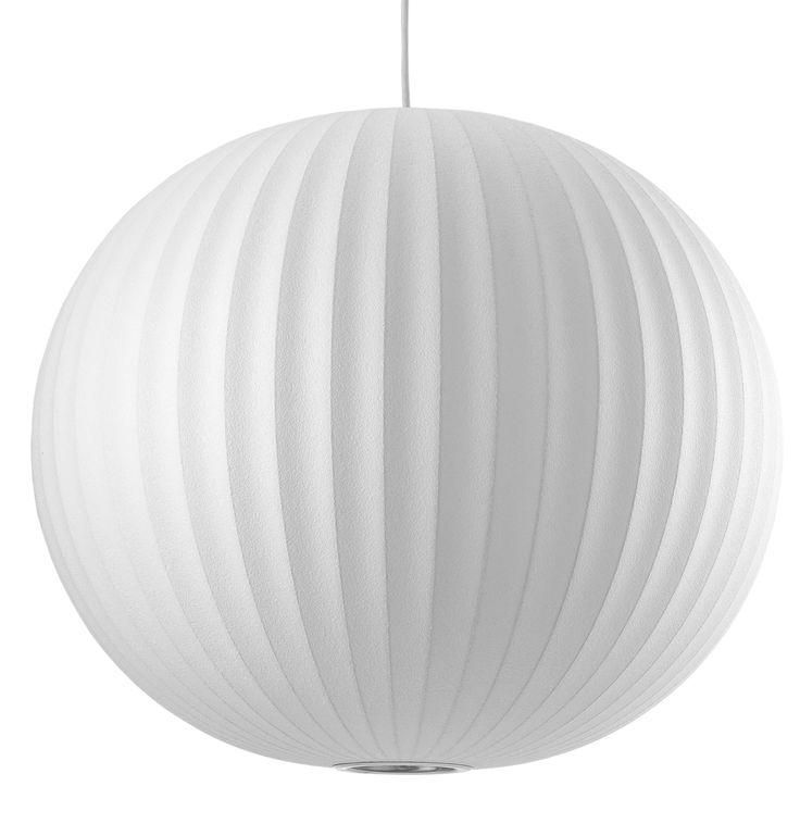 Bubble lamp ball av George Nelson