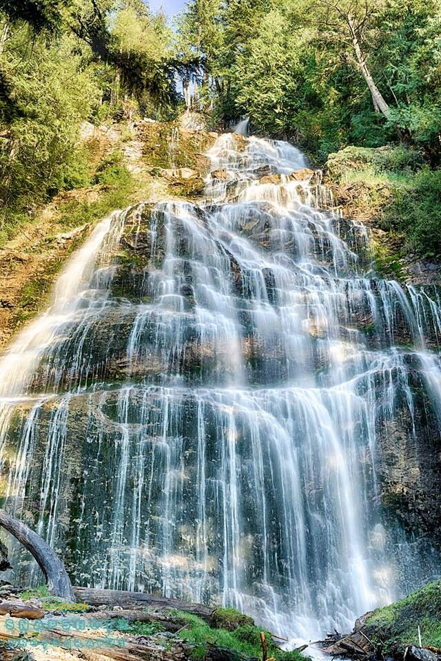 Bridal Falls BC,