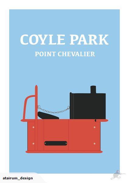 Framed A2 Digital Print - Coyle Park Pt Chevalier | Trade Me