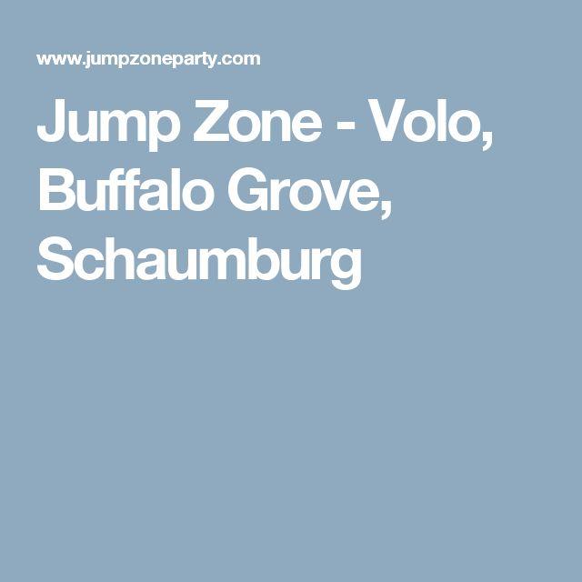 Jump Zone - Volo, Buffalo Grove, Schaumburg